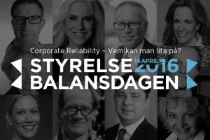 Styrelsebalansdagen 2016
